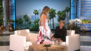 Jennifer Lopez's Best Moments on Ellen