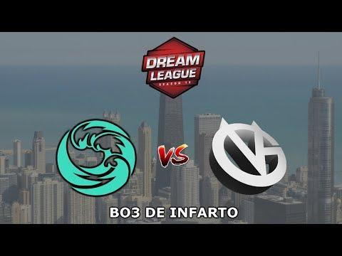 Beastcoast vs Vici Gaming - DreamLeague Season 13 Dota 2
