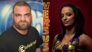 Heidi Lovelace vs. Eddie Kingston [Wrestling is Heart] October 19, 2013