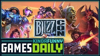 The Diablo Controversy - Kinda Funny Games Daily 11.05.18