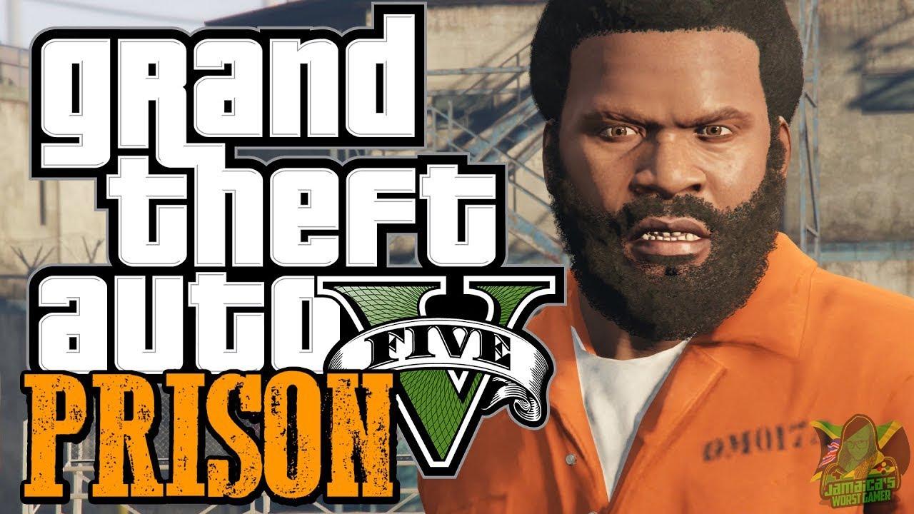 GTA 5 REAL LIFE MODS ROLEPLAY | PRISON ESCAPE | EPISODE 4 | JAMAICA'S WORST GAMER | JWG NATION