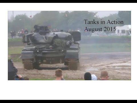 Tanks in Action 2015