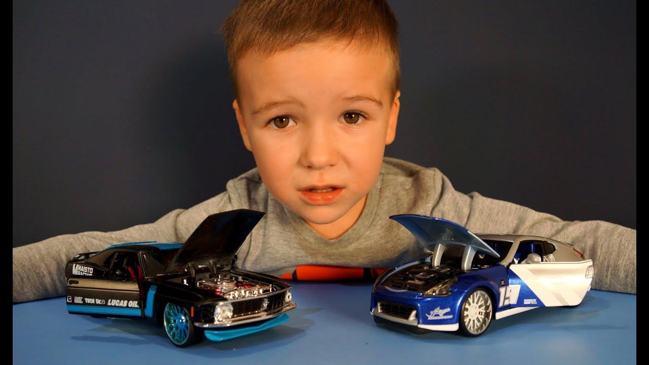 Игрушки Машины для детей. Игрушечные гоночные машинки ...