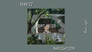 Cover images ⿻ DAVII ft. Heize ; ﴾Navigation﴿ Sub españolˎˊ-
