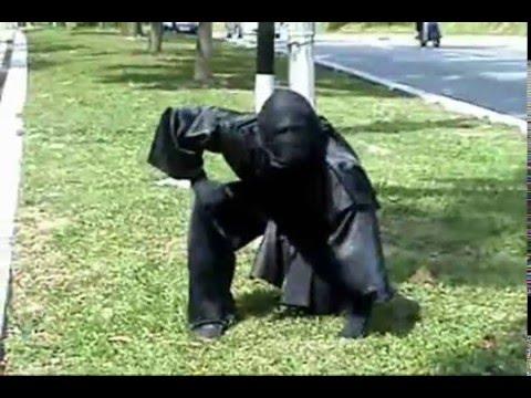 Urban URBAN Ninja Prank