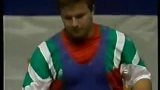 1992 110 Kg Class Highlights