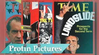 The 55 Times Richard Nixon Was on the Cover of TIME