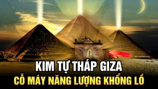Bằng Chứng Thuyết Phục Kim Tự Tháp Giza Là Nhà Máy Phát Điện Thời Cổ Đại | Ngẫm Radio