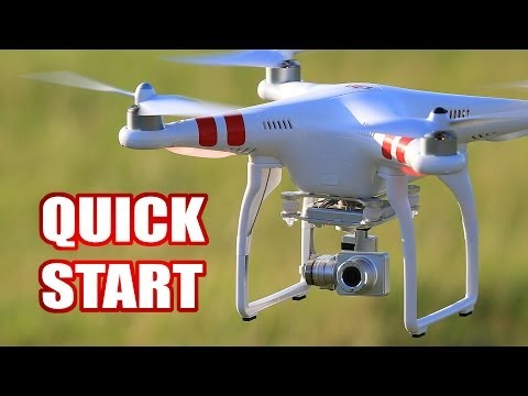 Phantom 2 Vision + Quick Start & Tips - HeliPal.com