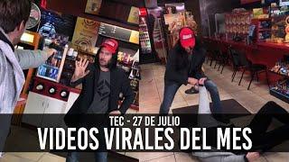 Videos virales del mes - Julio