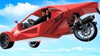 YENİ 3 TEKERLİ MOTOR (GTA 5 Online Bikers DLC)