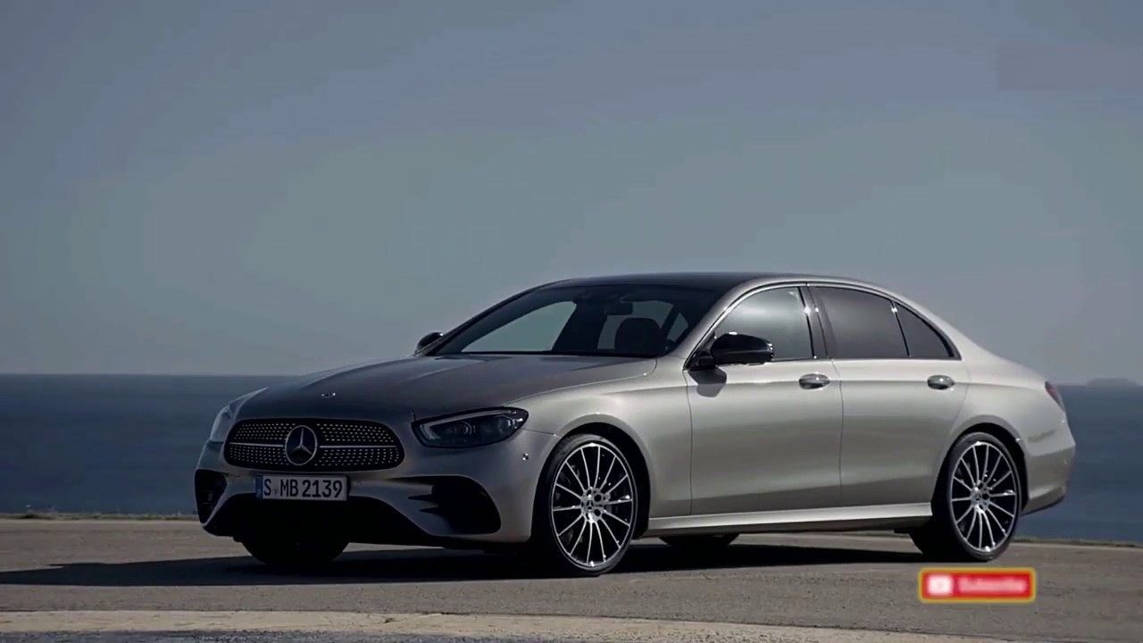 Mercedes Benz E Class 2021 AMAZING CAR - YouTube
