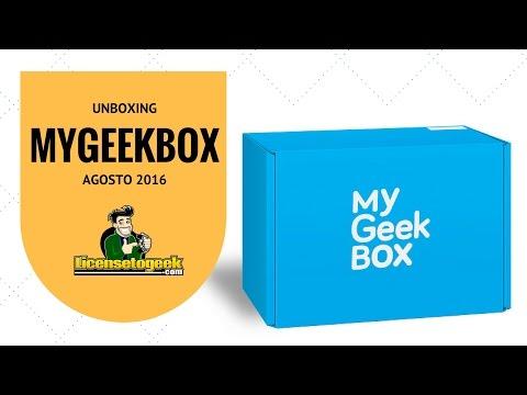 Unboxing My Geek