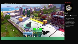 PS4 Monopoly ( family fun pack )