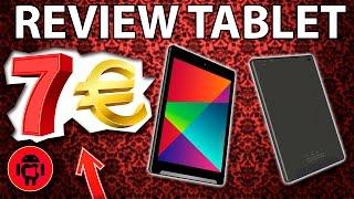 Review tablet 7 euros de la OCU   La lamentablet, al detalle