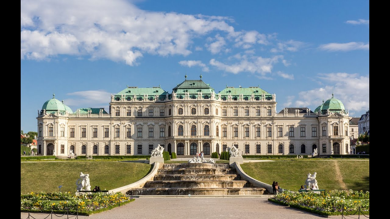 7 Reasons to visit the Belvedere