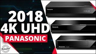 Panasonic 4K Player Pricing Revealed UHD Lineup 2018 (DP-UB9000, DP-UB820, DP-UB40, DP-UB320)
