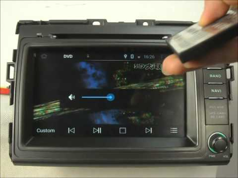 Android Auto Dvd System For Toyota Estima 2006 Car Gps