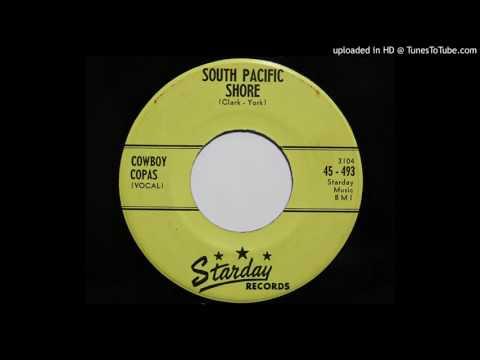 Cowboy Copas - South Pacific Shore (Starday 493)