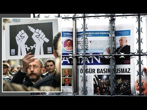 Thổ Nhĩ Kỳ: Quốc gia có số nhà báo bị bắt giam nhiều nhất thế giới