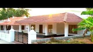 Kerala house Model - Low cost beautiful Kerala home design