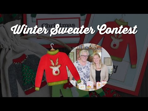 """Ugly"" Winter Sweater Contest!"