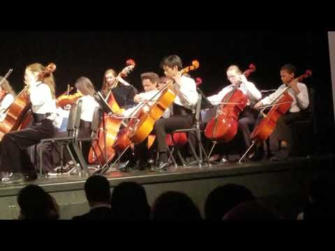 Gunston Middle School Advanced Orchestra Arlington Public Schools Director: Phaedra Long