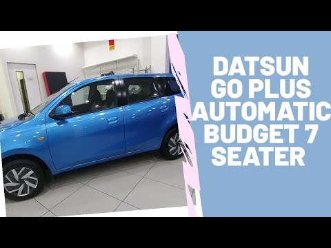 New Datsun GO Plus CVT Detailed Review| Features &  Price`