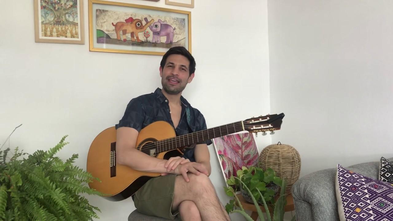 Espumas y Terciopelo - Mi novia (Tutorial de Guitarra)