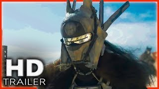 HAN SOLO Official Trailer (2018) NEW Star Wars Movie HD