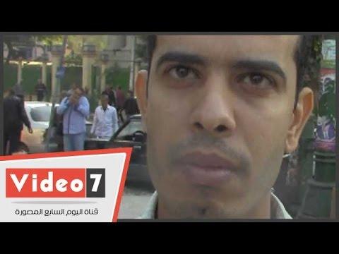 اليوم السابع : بالفيديو..مواطن لمحافظ الجيزة: «عربيات الحى بترمى زبالة تحت كوبرى عرابى»
