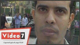 بالفيديو..مواطن لمحافظ الجيزة: «عربيات الحى بترمى زبالة تحت كوبرى عرابى»