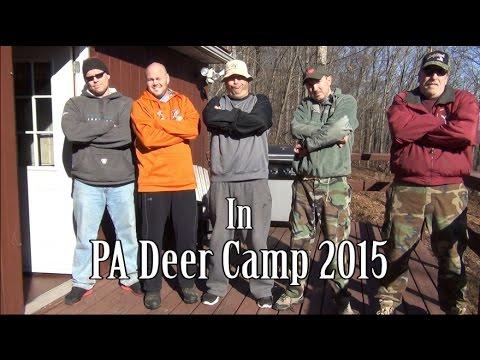 PA Deer Camp 2015