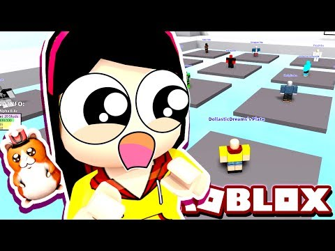 Chad Told Me To Play This Game and I LOVED IT!! - Roblox Plates of Fate - DOLLASTIC PLAYS!