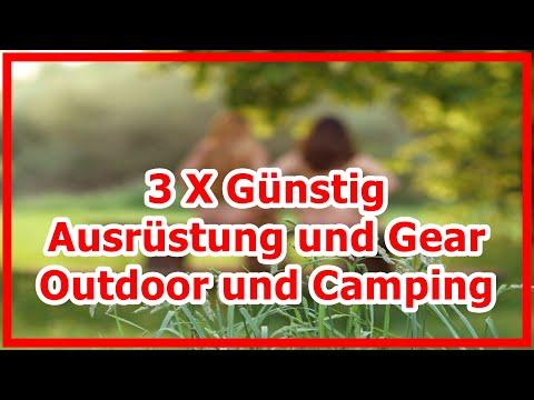 Flotter Dreier # 20 💰 Günstige und Praktische Ausrüstung | Outdoor Gear Camping Survival Bushcraft