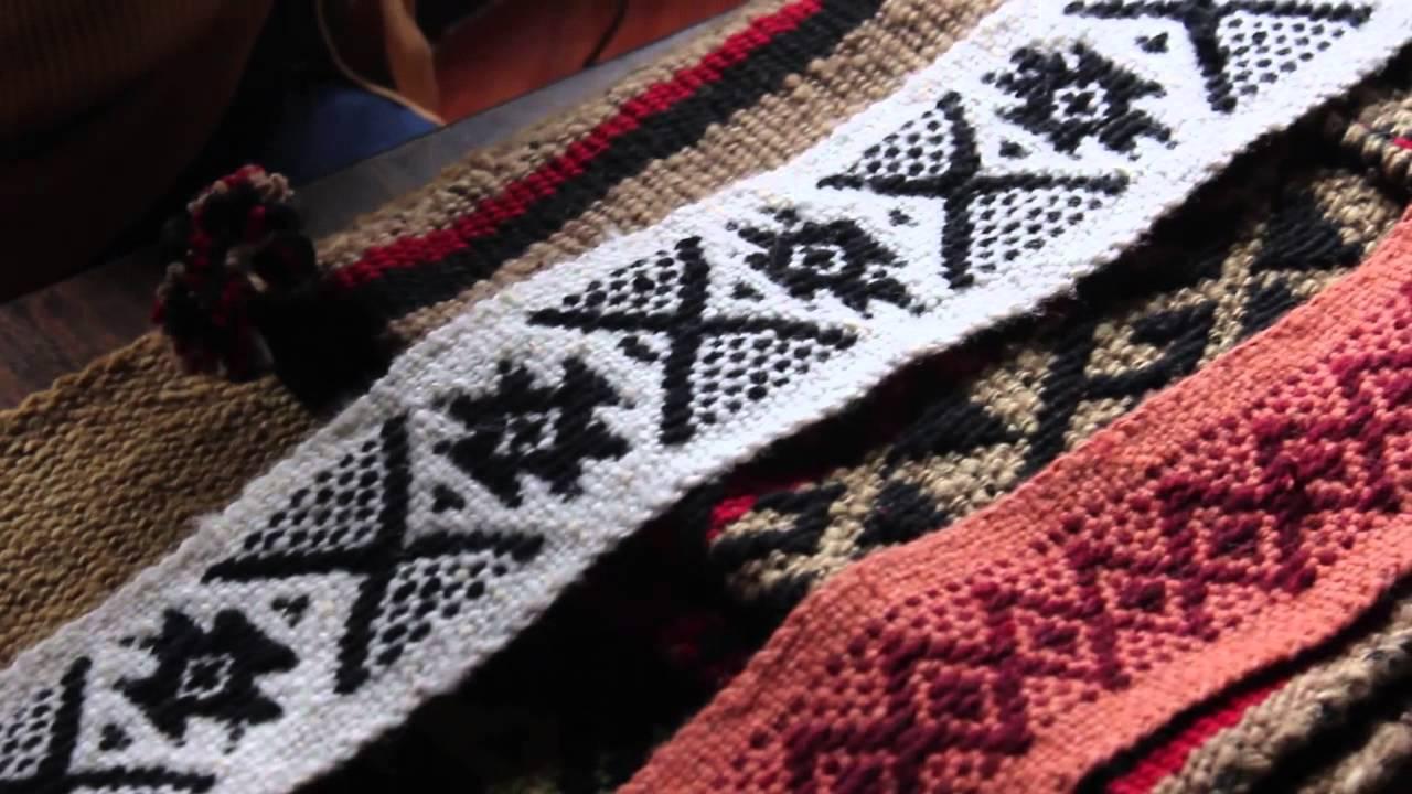 TRAILER 2º Encuentro Artistas Textiles, Fieltro y Telar, en el sur ...