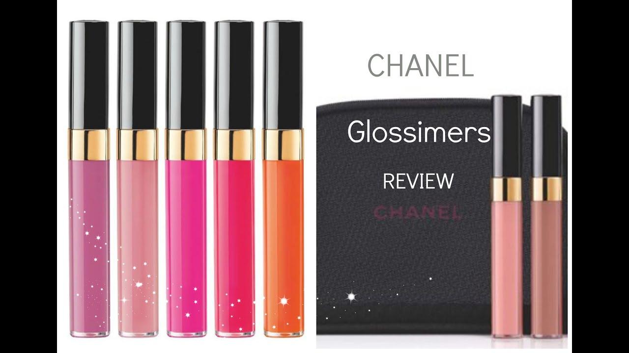 Gloss Volume Plumping Lipgloss by Chanel #11