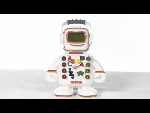 Alphie the Learning Toy Robot - Toys R Us