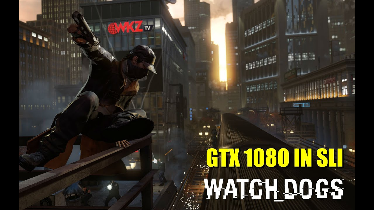 Watch Dogs  Sli Is Bad