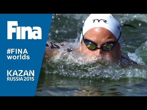 Kazan 2015 - Women's 10km Highlight