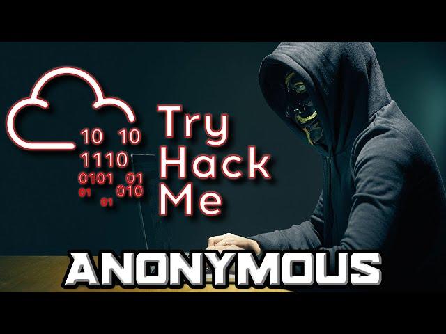 TryHackMe Anonymous Walkthrough Tutorial