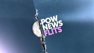 PowNews Flits Woensdag 18 Januari
