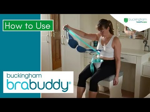 Learn to Use Buckingham Bra Buddy