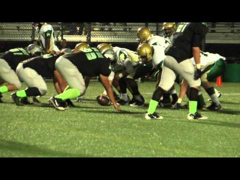 Victor Herrera #21 highlight tape (Mater Academy)