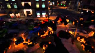 MASSIVE EXPLOSION | GTA V | FUNNY MOMENTS | ONLINE | BIGGEST EXPLOSION IN GTA 5