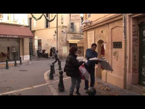 Aix en Provence arrival and intro