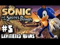 Sonic and the Secret Rings Wii - (1080p) Part 5 - Levitated Ruins