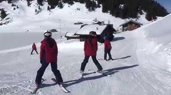 Aiglon Long Expeditions - Winter Beginner Skiing 2020