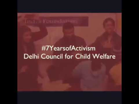 Celebrations at the Delhi Council of Child Welfare