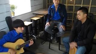 NỒNG NÀN CAO NGUYÊN [live acoustic cf Windmills] - MasTa C (Xì Trum Class)